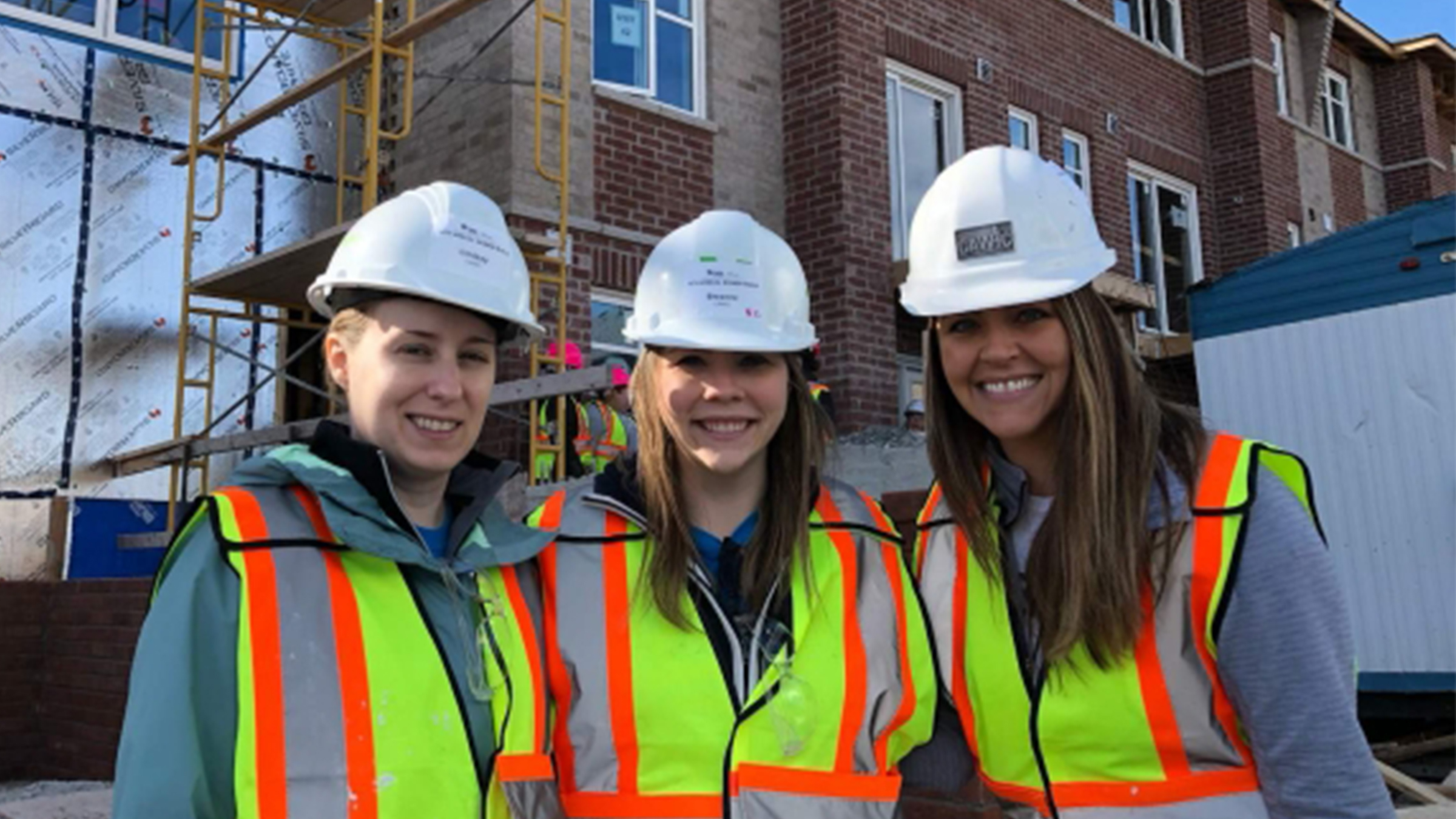 Habitat for Humanity Women Build 2019